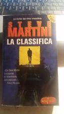 LIBRO LA CLASSIFICA MARTINI STEVE SUPER POCKET 1998 8014366020420