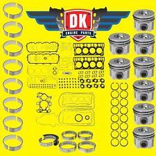 Ford Powerstroke 6.0 Diesel 2003 - 2006 Overhaul Kit - Engine Rebuild 18MM Dowel