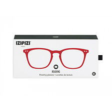 IZIPIZI / see concept reading #E Red Crystal Lesebrille