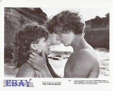 Kristy McNichol Christopher Atkins barechested Pirate Movie