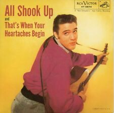 CD Single Elvis PRESLEY All shook up 2-track CARD SLEEVE ☆☆