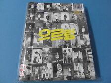Exo - Growl Xoxo [Kiss Ver.] Cd W/ Book (104 Page) K-Pop *New* Exo-K