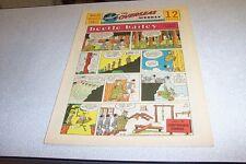 COMICS THE OVERSEAS WEEKLY 15 NOVEMBER 1959 BEETLE BAILEY THE KATZENJAMMER KIDS