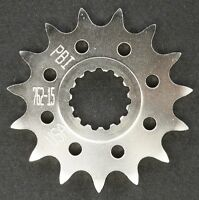 PBI - 762-15 -  Front Countershaft Sprocket, 15T - Made In USA