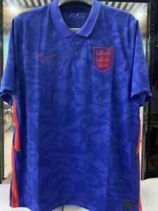 England Football Home/Away Shirt Euro National team Shirt 2020/21 For Adult Man