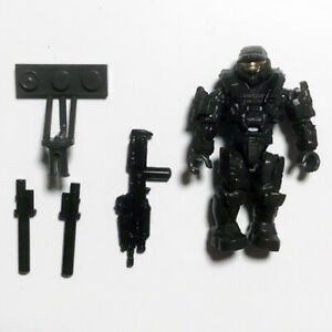 Mega Bloks Construx Halo CNH24 UNSC Gungoose Spartan Nobel Six *New Sealed* Toys
