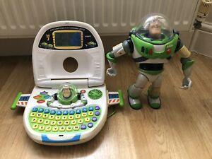 VINTAGE TOY STORY TOYS (BUZZLIGHT YEAR) 1990s