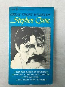 Great Short Works of Stephen Crane - PB - Acceptable - Perennial Classic P3032