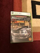 Midnight Club: Los Angeles (Microsoft Xbox 360, 2008)