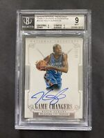 KEVIN DURANT 2014-15 Panini National Treasures Game Changers #GC-KD #19/25
