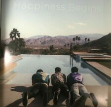 Jonas Brothers - Happiness Begins [UNSEALED Vinyl 2 X LP] FAST FREE SHIPPING