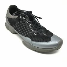 Men's Ecco Biom Shoes Sneakers Size 41 EU/7-7.5 US Gray Black Athletic Mesh K8