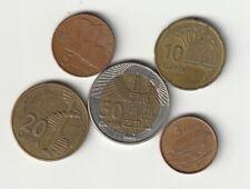AZERBAIJAN  Lote de monedas distintas
