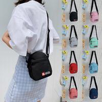 Women Mini Cross-body Mobile Phone Shoulder Bag Pouch Case Handbag Purse Wallet~