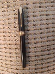Vintage Special fountain pen, Warranted 14k Gold Iridium Point 3 nib.