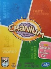 THE BEST OF CRANIUM BOARD GAME BY HASBRO age 16+  NEW **with minor pkg damage**