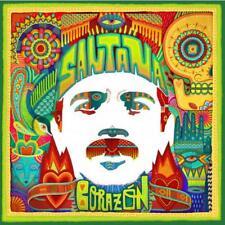 Santana - Corazon DELUXE +2 Bonustracks CD/DVD NEU OVP