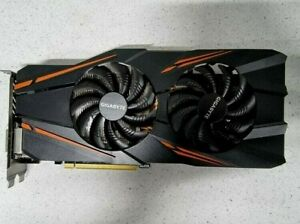 GIGABYTE GeForce GTX 1070 8G 8GB GDDR5 Graphics Card (GV-N1070WF2OC-8GD)
