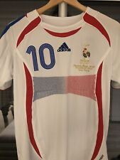 Maillot France 2006 Zidane collector finale coupe monde