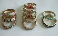 New Wholesale Lots 10 Colorful Cloisonné Wristband Bangles Cloisonne Bracelets