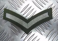 Genuine British Army Rank Stripes / Chevrons / Badges / Patches - Brand NEW