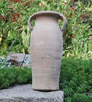 Amphore 40cm - Blumentopf  Vase  Übertopf Blumenkübel  aus Terrakotta Terracotta