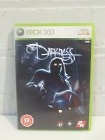 THE DARKNESS - XBOX 360 GAME COMPLETE