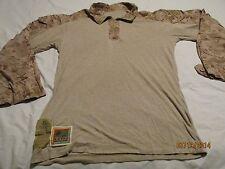 New USMC FROG Desert Marpat Camouflage Set Jacket Pants size Medium Regular