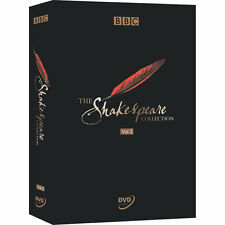 The Shakespeare Collection Vol.2 (10DVD,New,All,Sealed)