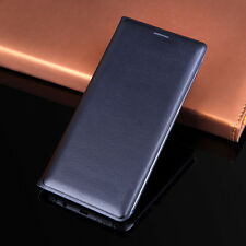 Leather Wallet Card Pack Curved Case Cover For Samsung Galaxy S6 S7 edge Note7