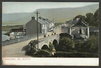 Postcard Northern Ireland early view of Waterfoot in County Antrim
