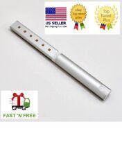 Premium Rechargeable LED UV-C Wand, Aluminum body, Brand New.