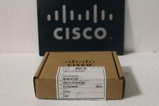 Cisco EHWIC-1GE-SFP-CU 1-Port GE + SFP Enhanced High Speed WAN Card