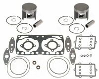 Arctic Cat F8 800 Pistons Top End Gasket Kit 85mm Std Stock Bore 2007 2008 2009