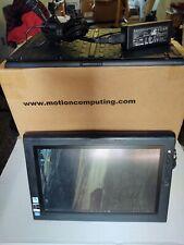 Motion Computing J3600 i5 8GB 512GB SSD w/Dock, Keyboard, Case Win10/64 Gobi 3k