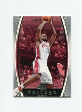 Lebron James 2006/07 Upper Deck Trilogy#10 carte NBA Basketball