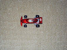 TINTOYS FAST SPEED WHEELS, MATRA RED F1 RACE CAR, DIECAST, EXCELLENT CONDITION