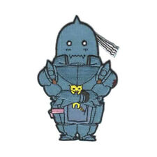 FullMetal Alchemist Al Holding Kitty Anime Iron-On Patch Official Licensed Cute