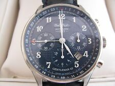 Paul Picot pp-2031S Gentleman Chrono GMT 42mm Brand New. Automatic.
