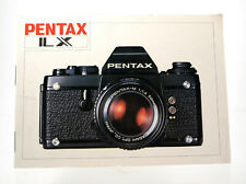 Pentax ILX Anleitung | Intruduction - 36977