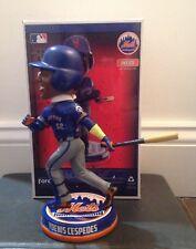 Yoenis Cespedes New York Mets Blue Jersey Bobblehead, Cuba MLB