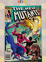 New Mutants #16 (8.5) VF+ 1st Warpath Appearance 1984 X-Men Marvel Key Issue