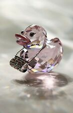 SWAROVSKI CRYSTAL HAPPY DUCK - FANCY FELICIA 1096025 MINT BOXED RETIRED RARE