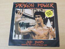"EX/EX!!! JKD Band/Drago Power/1980 satril 7"" singolo"