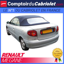 Capote Renault Megane cabriolet en Vinyle aspect Alpaga
