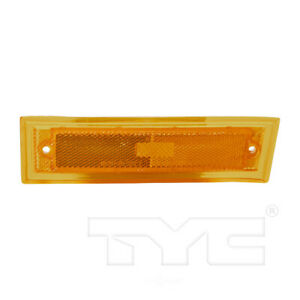 Side Marker Light Assembly-Regular Left TYC 18-1201-01