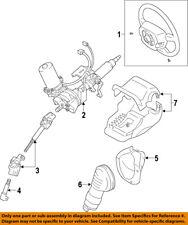 Scion TOYOTA OEM 11-16 tC-Steering Column 4525021201