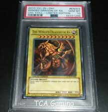 PSA 10 GEM MINT The Winged Dragon of Ra LC01-EN003 Yugioh Card