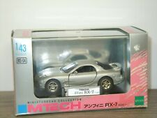 Mazda Efini RX-7 Coupe - MTech 1:43 in Box *42437