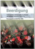 Kirchenorgel Noten : Beerdigung - leicht spielbare Stücke - VS 3421 (Chilla)